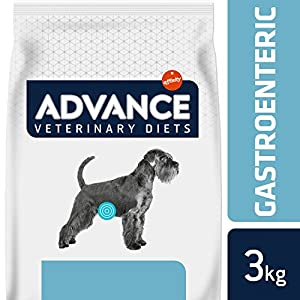 Advance Veterinary Diets Adavnce Veterinary Diets Gastroenteric Pienso para Perros con Problemas Gastrointstinales 3 Kg, 3000