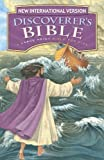 img - for NIV, Discoverer's Bible: Revised Edition, Large Print, Hardcover by Zondervan (2011-07-30) book / textbook / text book