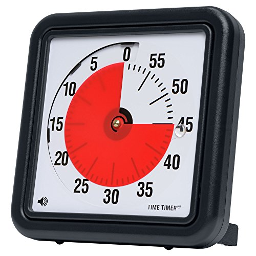 Time Timer Original 8 Inch 60 Minute Visual Timer