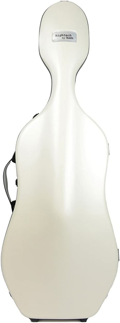 Bam Hightech Slim 2.9 – Funda para violonchelo 4/4, color blanco ...