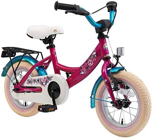 BIKESTAR Kinderfahrrad für Mädchen und Jungen ab 3-4 Jahre   12 Zoll Kinderrad Classic   Fahrrad für Kinder   Risikofrei Testen