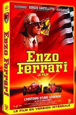 Amazon Com Enzo Ferrari Le Film Movies Tv