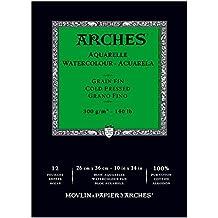 """Arches Cold Press Watercolor Pad, 10""""X14"""""""