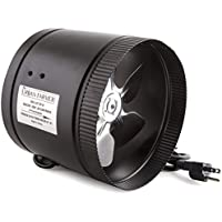 Urban Farmer 8 Inch Inline Duct Booster Fan 400 CFM