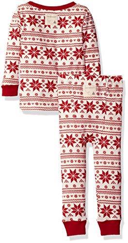 Amazon.com: Burt's Bees Baby Baby Infant Organic 2 Piece Pajama ...