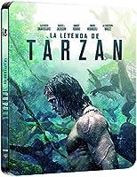 La Leyenda De Tarzán Blu-Ray 3d Edición Steelbook [Blu-ray]