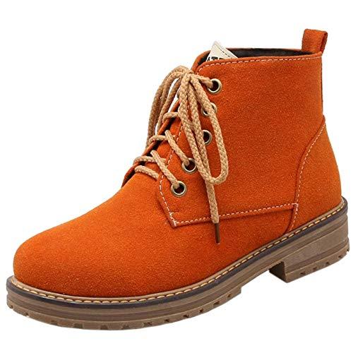 Vulusvalas Mode Mode Bottes Donna Vulusvalas Vulusvalas Orange Donna Bottes Donna Mode Orange Bottes rrZqP
