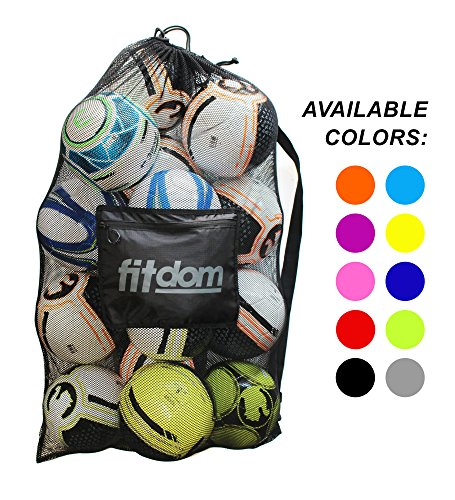 100 Balls In A Mesh Net Bag - 2