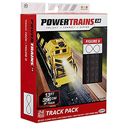 Power Trains Figure 8 Track Pack Train: Toys & Games