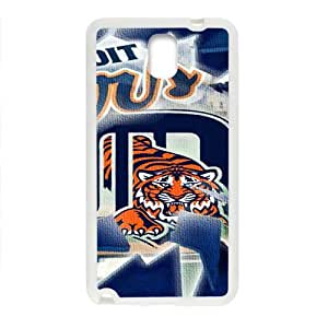 Happy detroit tigers Phone Case for Samsung Galaxy Note3