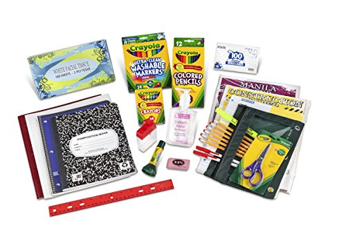 First Second Grade Classroom Supply