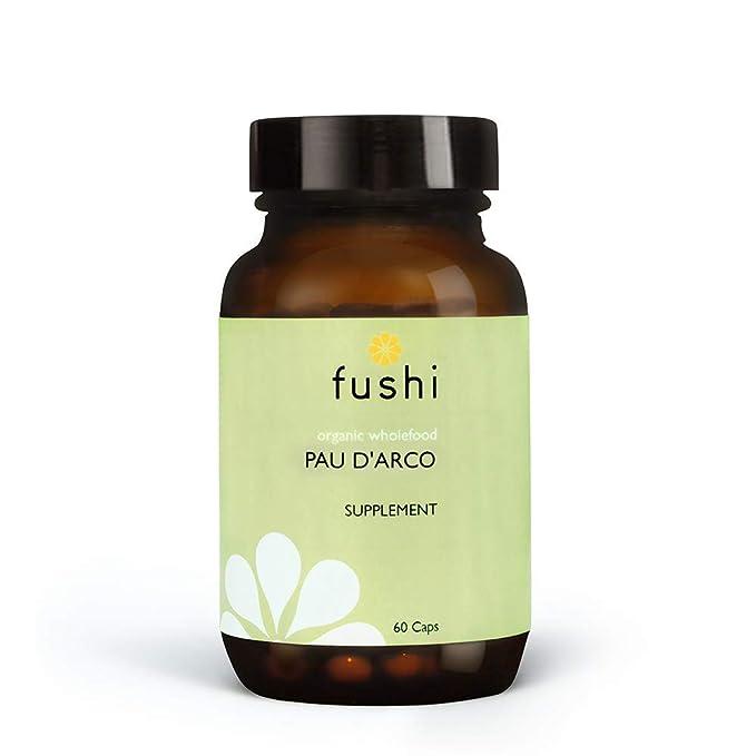 Fushi | Cápsulas ecológicas de 500 mg de Pau DArco Veg | 1 x 60: Amazon.es: Belleza