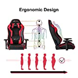 Ewin Gaming Chair 4D Adjustable Armrests Memory