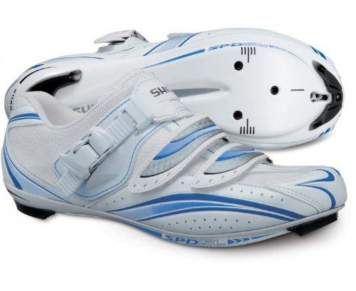 Shimano Damenschuhe SH-WR61 Schuhe women weiß