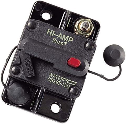 Bussmann CB185-150 150 Amp Type III Circuit Breaker