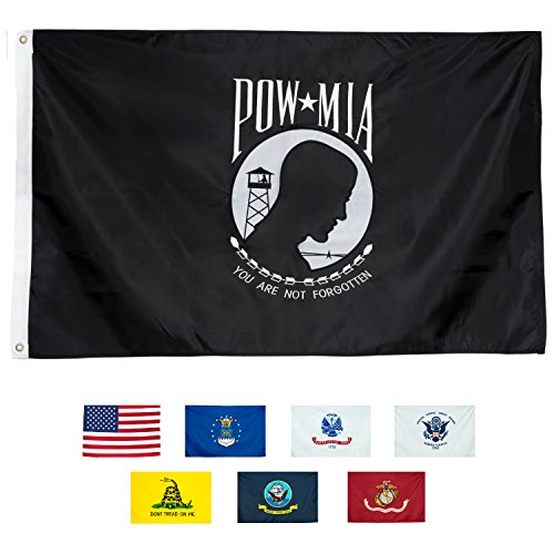 pow mia long lasting nylon