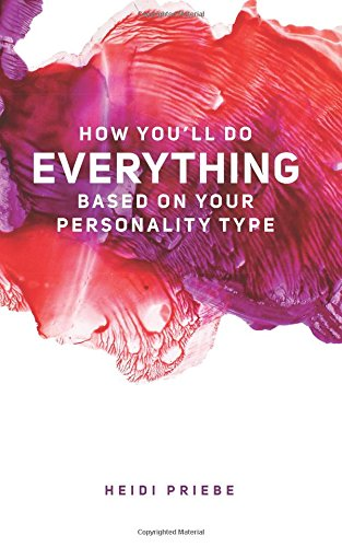 How You'll Do Everything Based On Your Personality Type pdf
