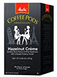 Melitta One 18 Pods (Hazelnut Crème, Pack of 4)
