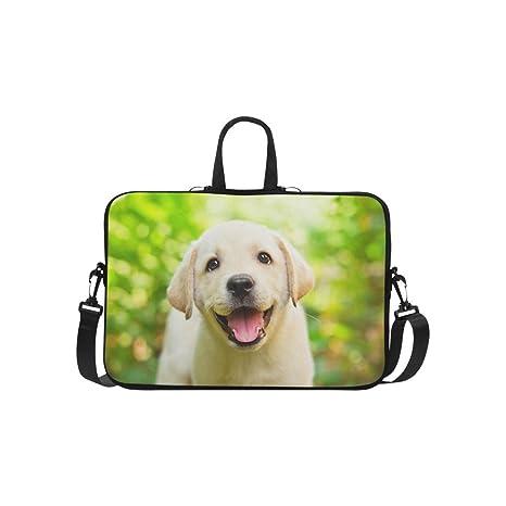 340004a1eed3 Amazon.com: InterestPrint Funny Labrador Retriever Puppy Dog 15 15.6 ...