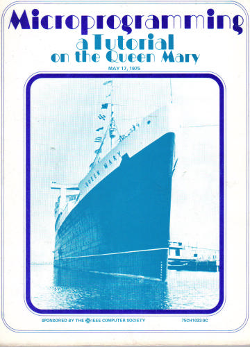 Microprogramming: a tutorial on the queen mary: amazon. Com: books.