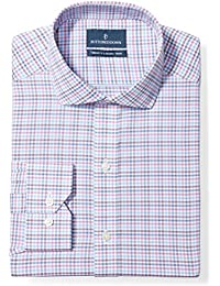 Men's Tailored Fit Non-Iron Dress Shirt (Discontinued...