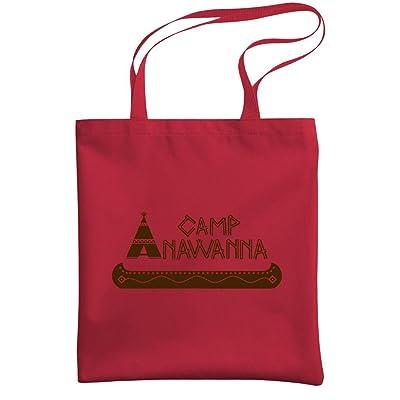 - CAMP ANAWANNA - show 90's retro vintage - Heavy Duty Tote Bag