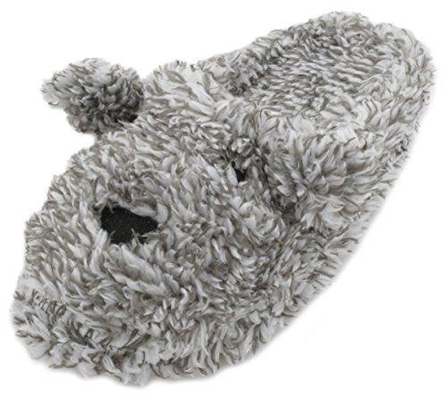 SlumberzzZ - Zapatillas de estar por casa de Material Sintético para mujer gris gris udguIMsf9E