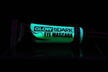 Amazon.com : PaintGlow Glow in the Dark Eye Mascara (Glow ...