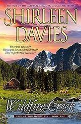 Wildfire Creek (Redemption Mountain Historical Western Romance Book 2)