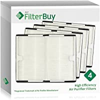 4 - FilterBuy Idylis A Filters; Idylis # IAF-H-100A. Design by FilterBuy to fit Idylis Air Purifiers IAP-10-100 & IAP-10-150.