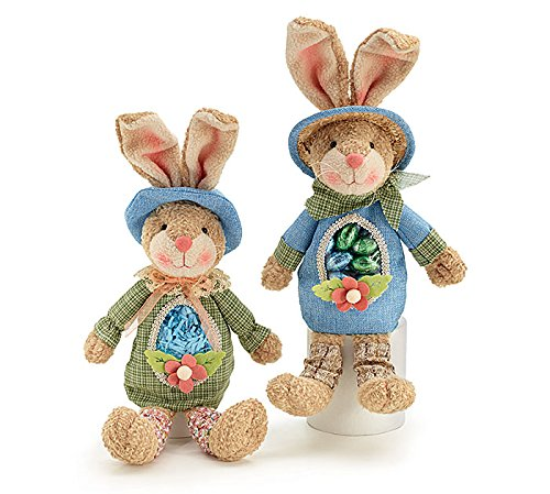 Easter Bunny Candy Easter Bunny Candy Bags Girl & Boy with C