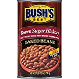 Bush's Best Brown Sugar Hickory Baked Beans, 28 oz (1 can)