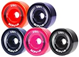 Search : New! Riedell Sonar Zen Quad Outdoor Replacement Skate Wheels 8 Pack!