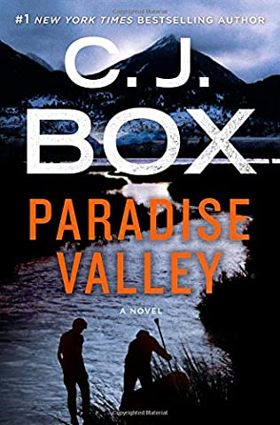 book cover of Paradise Valley
