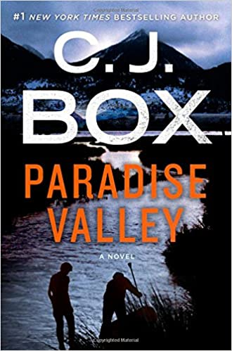 Image result for cj box paradise valley