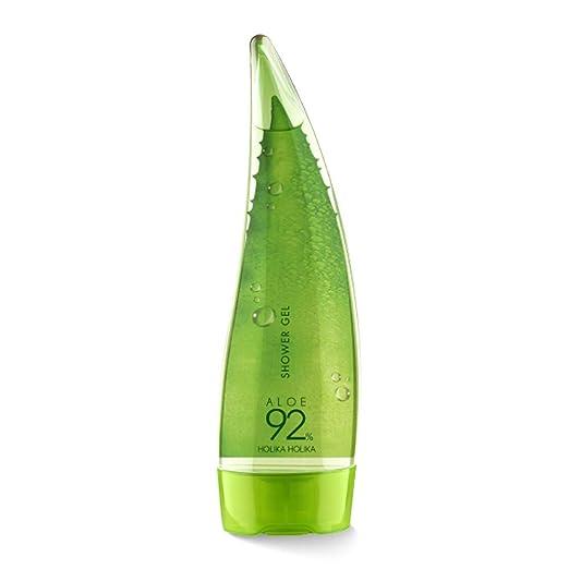 Holika Holika Aloe 92% Shower Gel, 8.5 Ounce