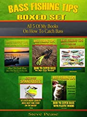 This series of books is a collection of my 5 books you can get individually. I have written these books to solve a problem that many weekend bass fisherman have. You don't fish enough to remember all the best tips and ideas when you need them...