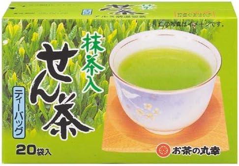 お茶の丸幸 煎茶ティーバッグ (2g×20包)×5袋