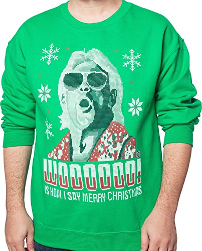 WWE Ric Flair Christmas Sweatshirt