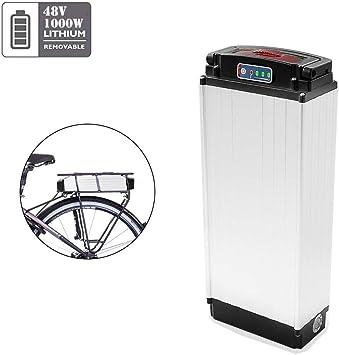 X-go 48V 20AH Ebike batería, batería de Ion de Litio para ...