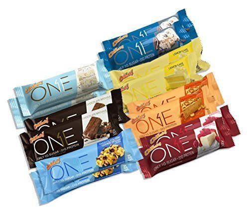 ONE Bar 14 Bar Variety Pack (Two of Every Flavor)