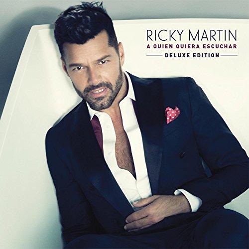 A quien quiera escuchar deluxe edition by ricky martin on amazon a quien quiera escuchar deluxe edition m4hsunfo