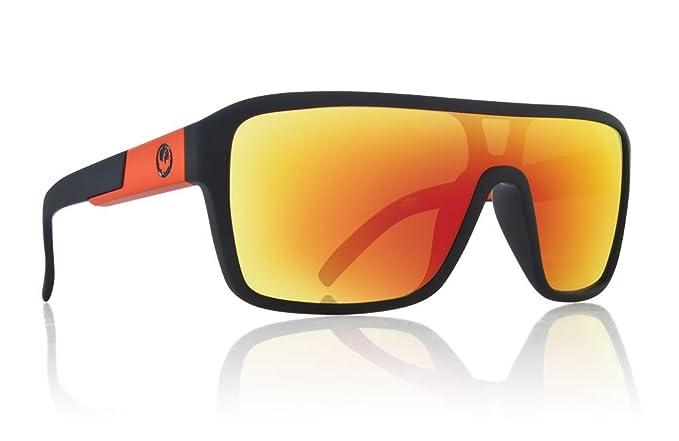 2f61b695b3 Gafas de sol Dragon Jam Remix Owen Wright W/rojo Ion (005) 68 mm Etiqueta:  Amazon.es: Deportes y aire libre
