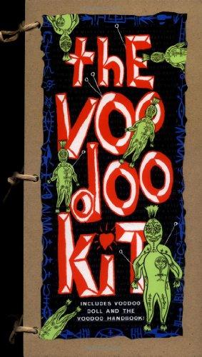 - The Voodoo Kit: Includes Voodoo Doll and the Voodoo Handbook