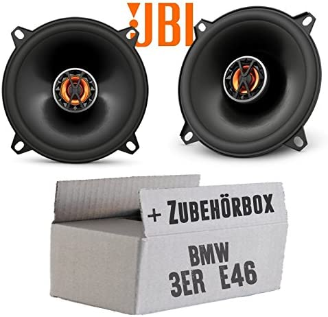 Bmw 3er E46 Lautsprecher Boxen Jbl Club 5020 2 Wege 13cm Koax Auto Einbausatz Einbauset Navigation