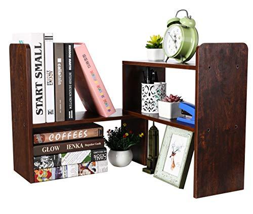 PAG Desktop Bookshelf Adjustable