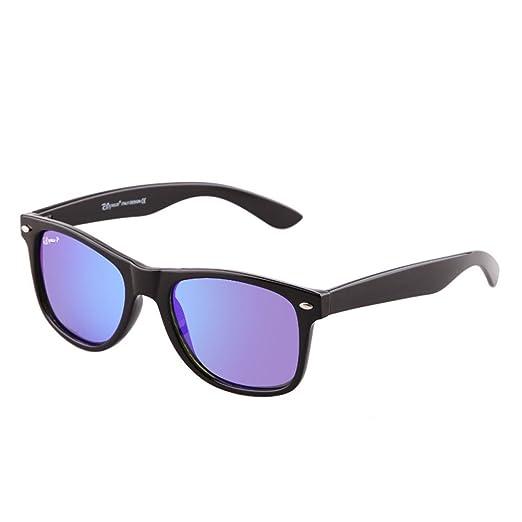 H.ZHOU Gafas de Sol polarizadas Espejos para Hombres Gafas ...