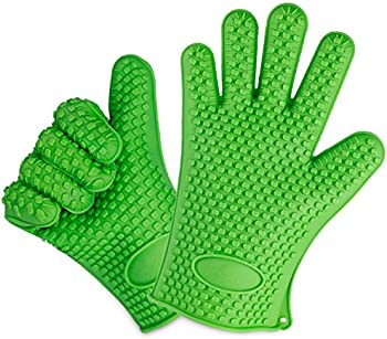 OXA Silicone Grill Oven Gloves