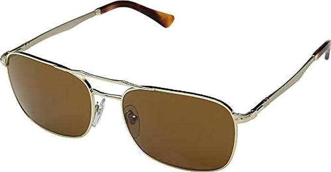 Amazon.com: Persol PO2454S - 1074M3 Sunglasses GREY GRADIENT ...