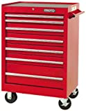 Stanley Proto J442742-7BL 440SS 27-Inch Roller Cabinet, 7 Drawer, Blue